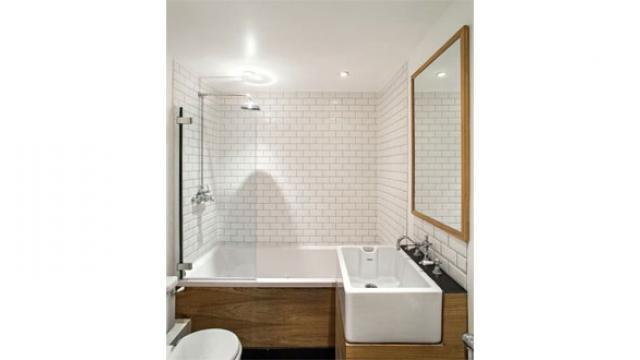Salle de bains : douche ou baignoire ? Saint-Brieuc. Salle de bain ...